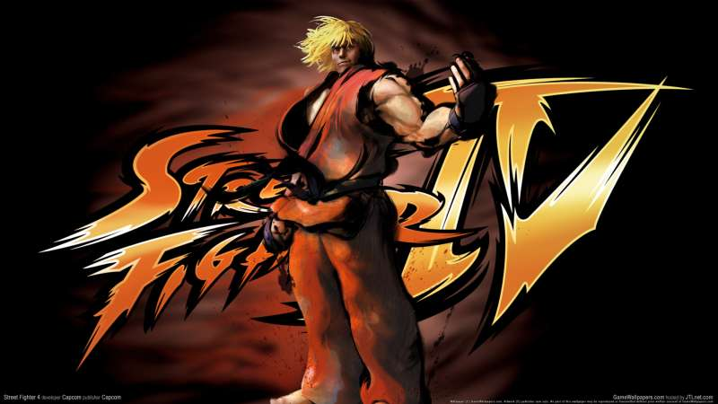 Street Fighter 4 wallpaper or background 04