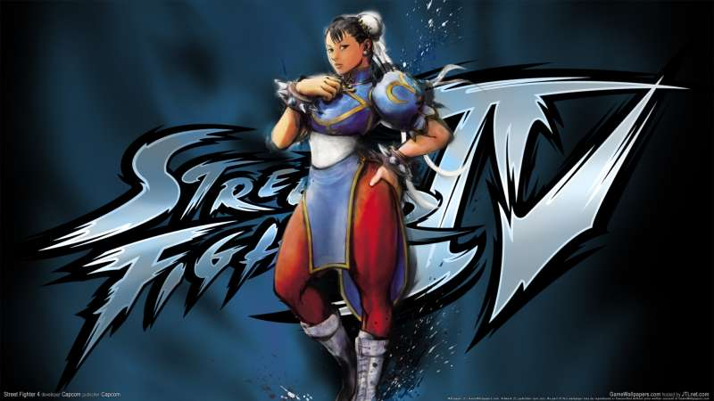 Street Fighter 4 wallpaper or background 06