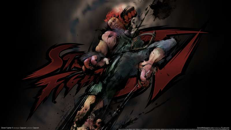 Street Fighter 4 wallpaper or background