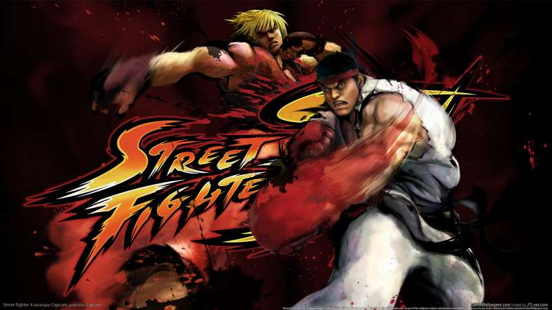 Street Fighter 4 wallpaper or background 16