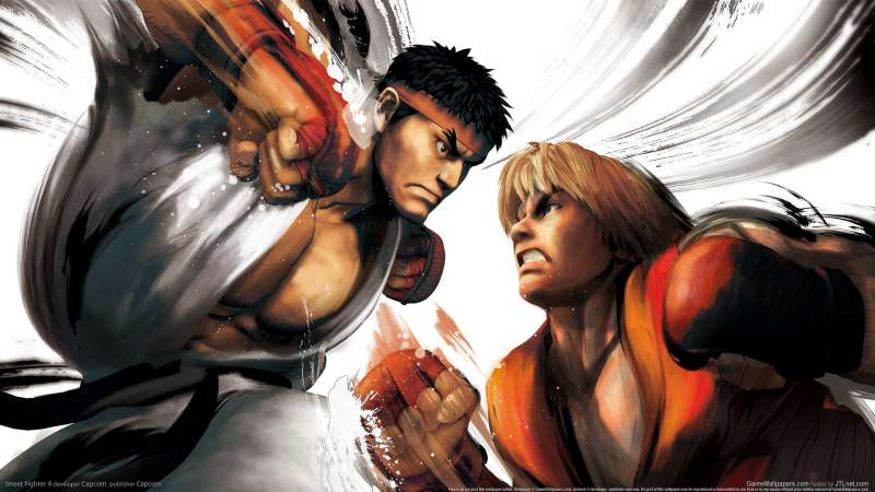 Street Fighter 4 wallpaper or background 17