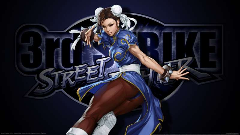 Street Fighter III: 3rd Strike Online Edition wallpaper or background