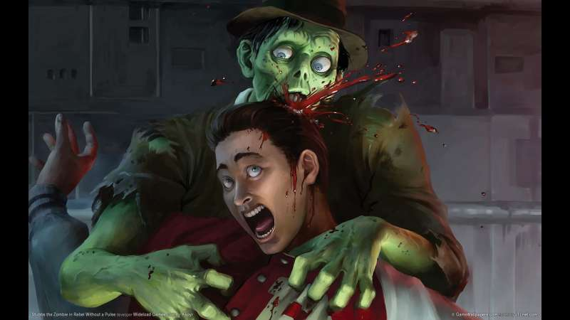 Stubbs the Zombie in Rebel Without a Pulse wallpaper or background 02