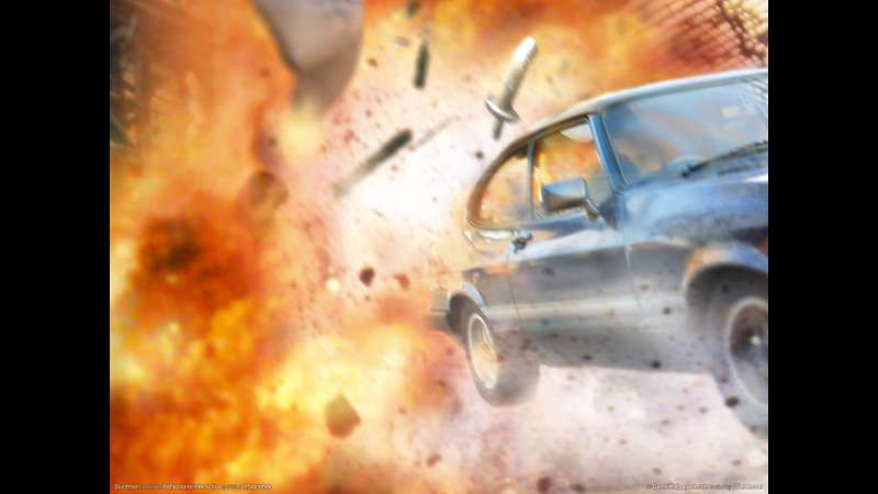 Stuntman wallpaper or background 01