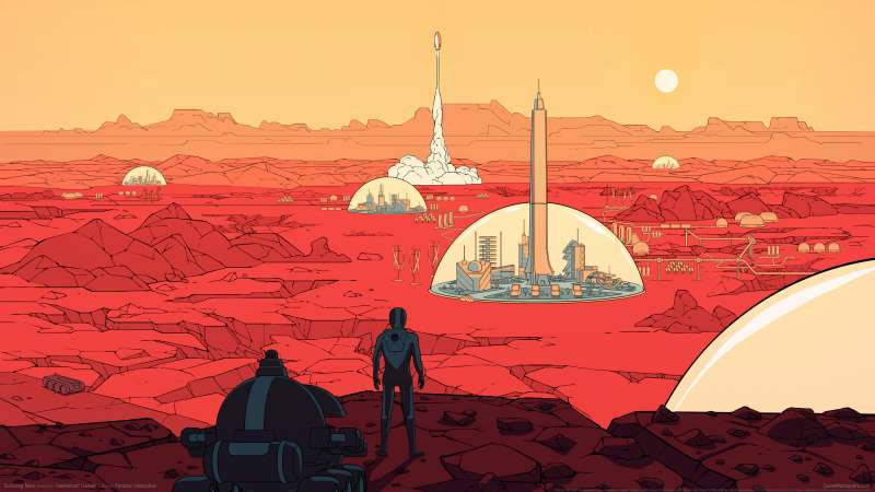Surviving Mars wallpaper or background 01
