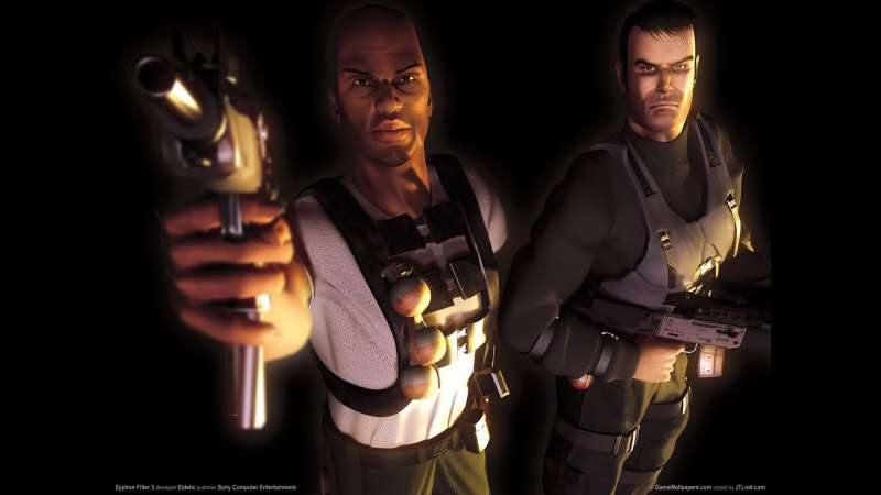 Syphon Filter 3 wallpaper or background 01