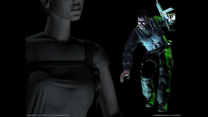 Syphon Filter 3 wallpaper or background