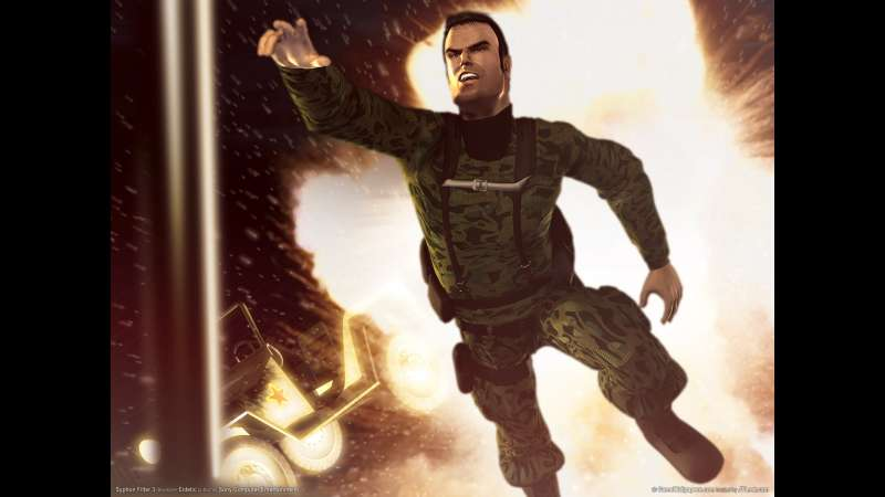 Syphon Filter 3 wallpaper or background 03