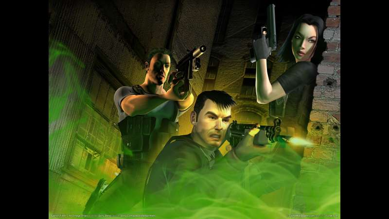 Syphon Filter: The Omega Strain wallpaper or background 02