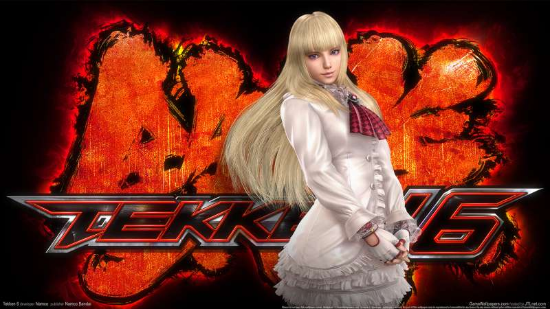 Tekken 6 wallpaper or background 02