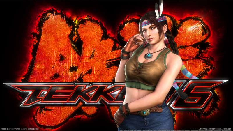 Tekken 6 wallpaper or background 03