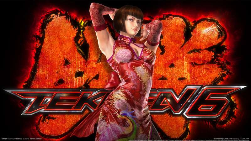 Tekken 6 wallpaper or background 04