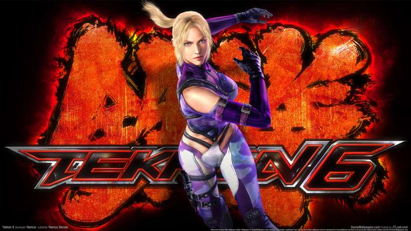 Tekken 6 wallpaper or background 05
