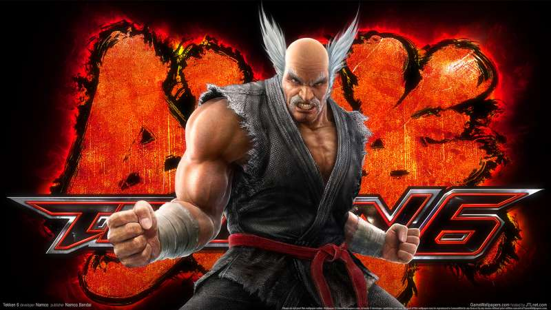 Tekken 6 wallpaper or background 07