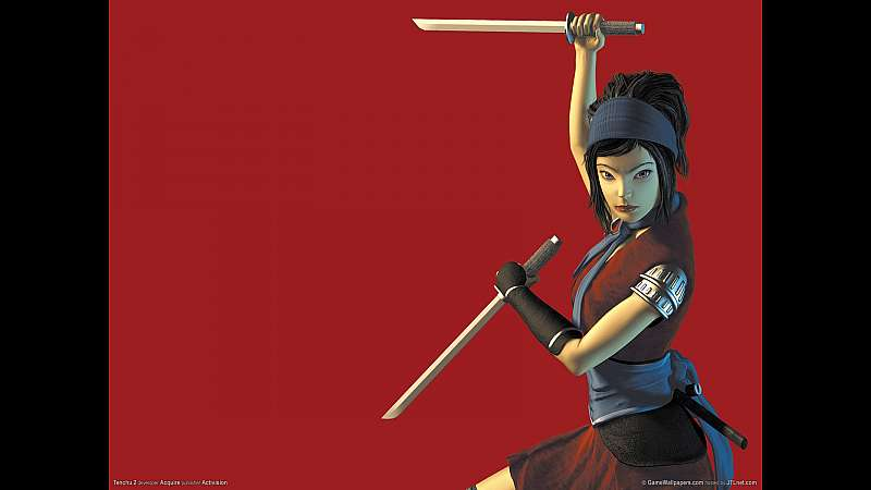 Tenchu 2 wallpaper or background
