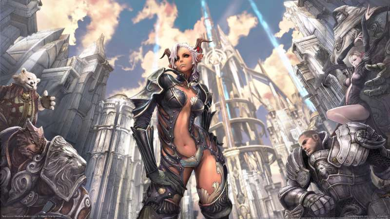 Tera wallpaper or background 01