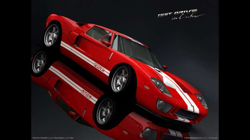 Test Drive Unlimited wallpaper or background 01