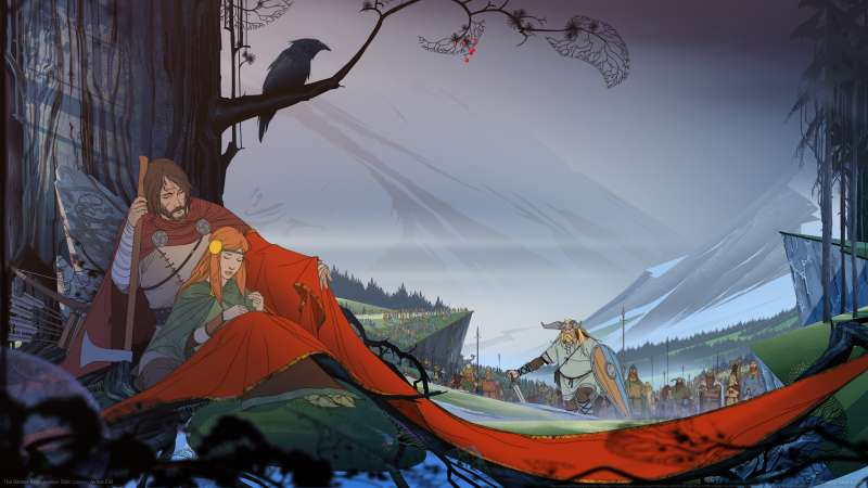 The Banner Saga wallpaper or background 01