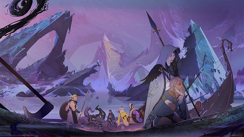 The Banner Saga 3 wallpaper or background