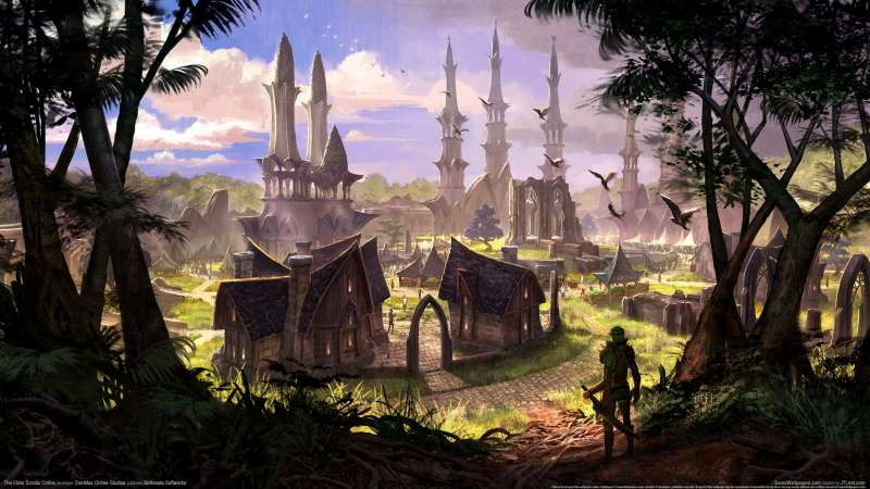 The Elder Scrolls Online wallpaper or background 01