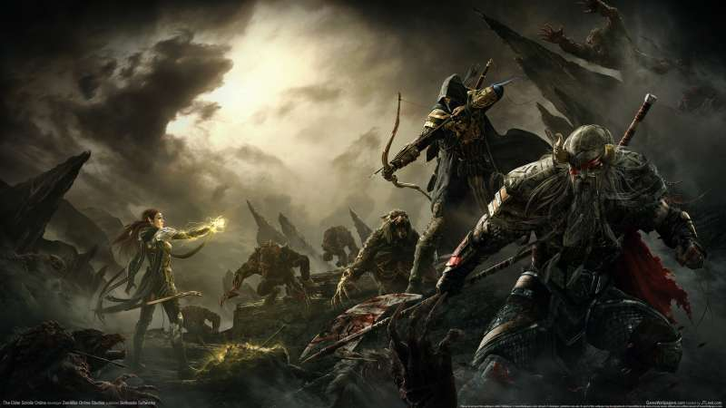 The Elder Scrolls Online wallpaper or background 05