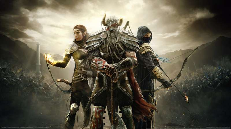 The Elder Scrolls Online wallpaper or background 09