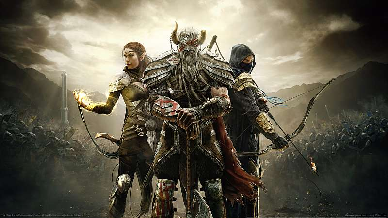 The Elder Scrolls Online wallpaper or background