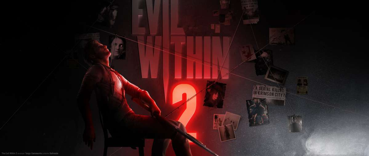 The Evil Within 2 wallpaper or background