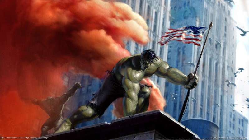 The Incredible Hulk wallpaper or background 01