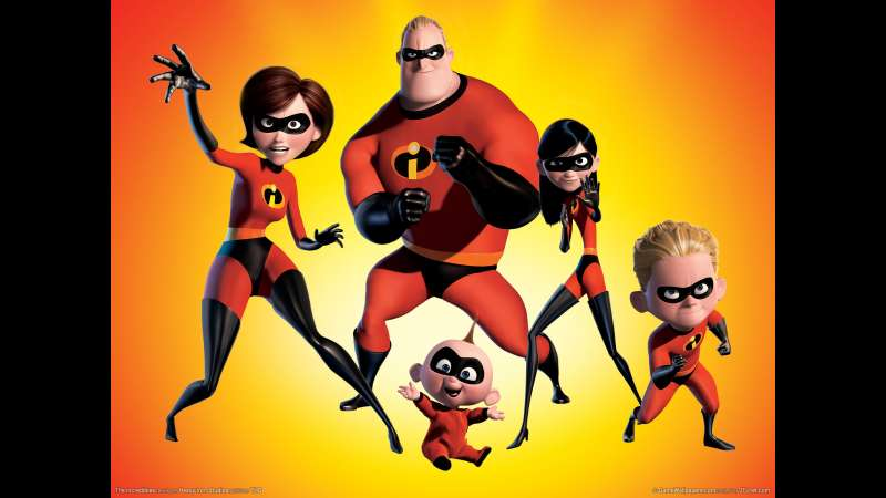 The Incredibles wallpaper or background 01