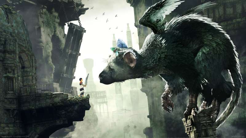 The Last Guardian wallpaper or background