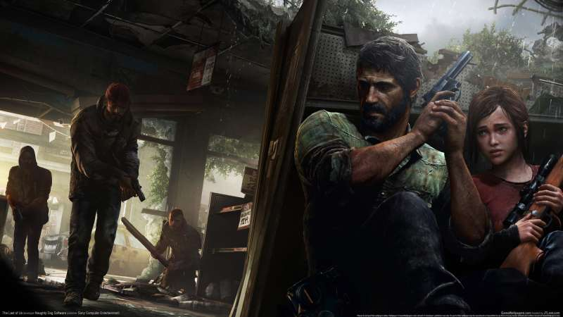 The Last of Us wallpaper or background 10