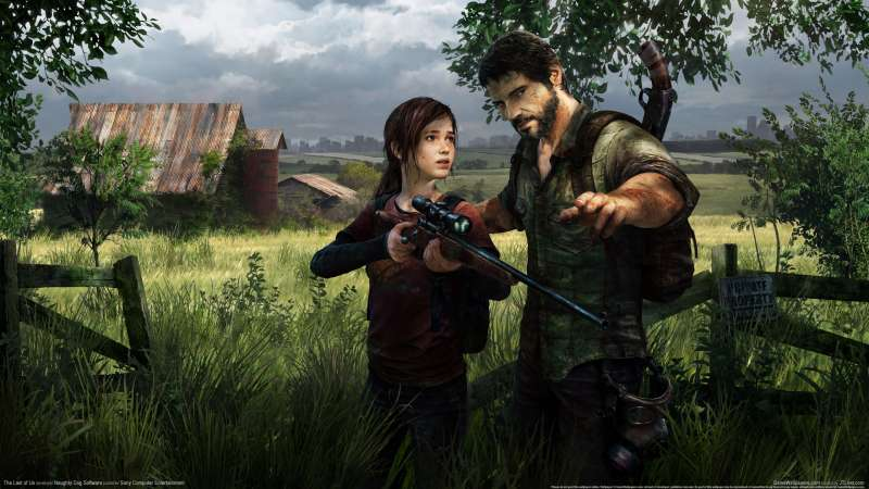 The Last of Us wallpaper or background 12