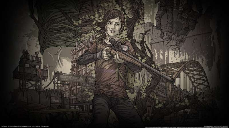 The Last of Us wallpaper or background