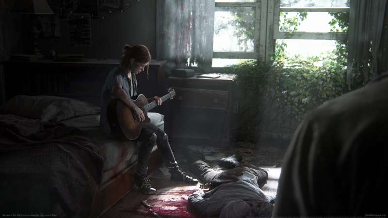 The Last of Us: Part 2 wallpaper or background 02