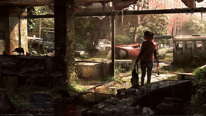 The Last of Us: Remastered wallpaper or background