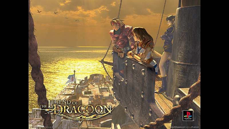 The Legend of Dragoon wallpaper or background