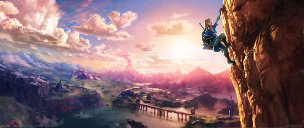 Breath Of The Wild Desktop Wallpaper: The Legend Of Zelda: Breath Of The Wild UltraWide 21:9