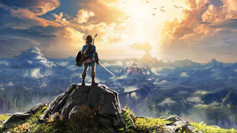 Breath Of The Wild Desktop Wallpaper: The Legend Of Zelda: Breath Of The Wild Wallpapers Or