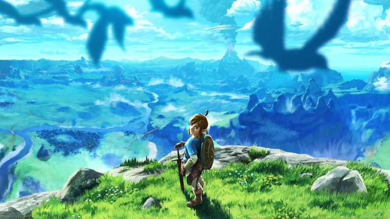 The Legend Of Zelda: Breath Of The Wild Wallpapers Or