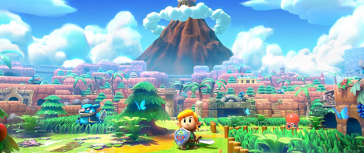 The Legend Of Zelda: Link's Awakening wallpaper or background