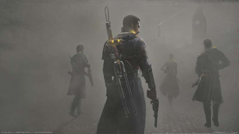 The Order: 1886 wallpaper or background 01