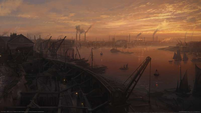 The Order: 1886 wallpaper or background 04