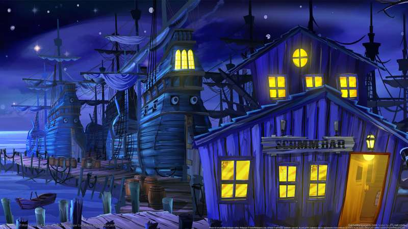 The Secret of Monkey Island: Special Edition wallpaper or background 01