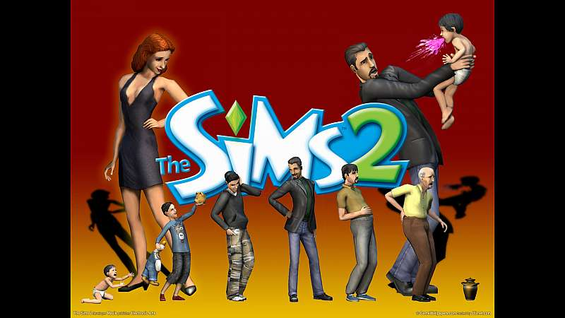 The Sims 2 wallpaper or background