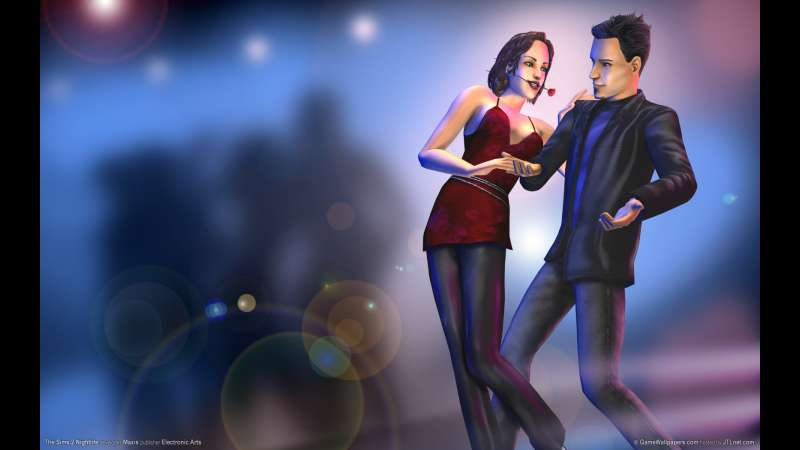 The Sims 2 Nightlife wallpaper or background 01