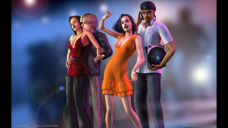 The Sims 2 Nightlife wallpaper or background 05