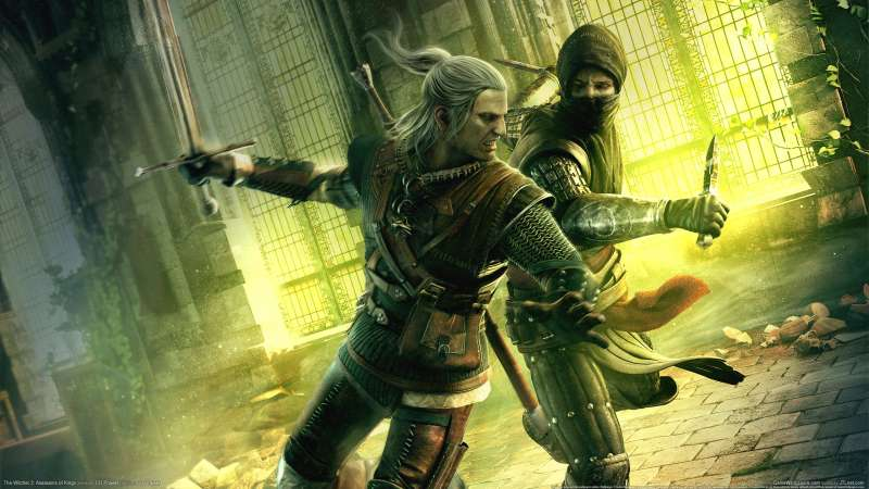 The Witcher 2: Assassins of Kings wallpaper or background 02