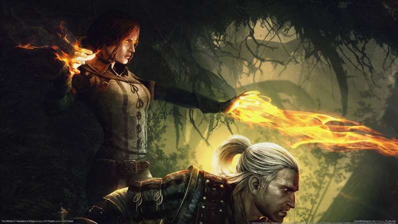 The Witcher 2: Assassins of Kings wallpaper or background 08