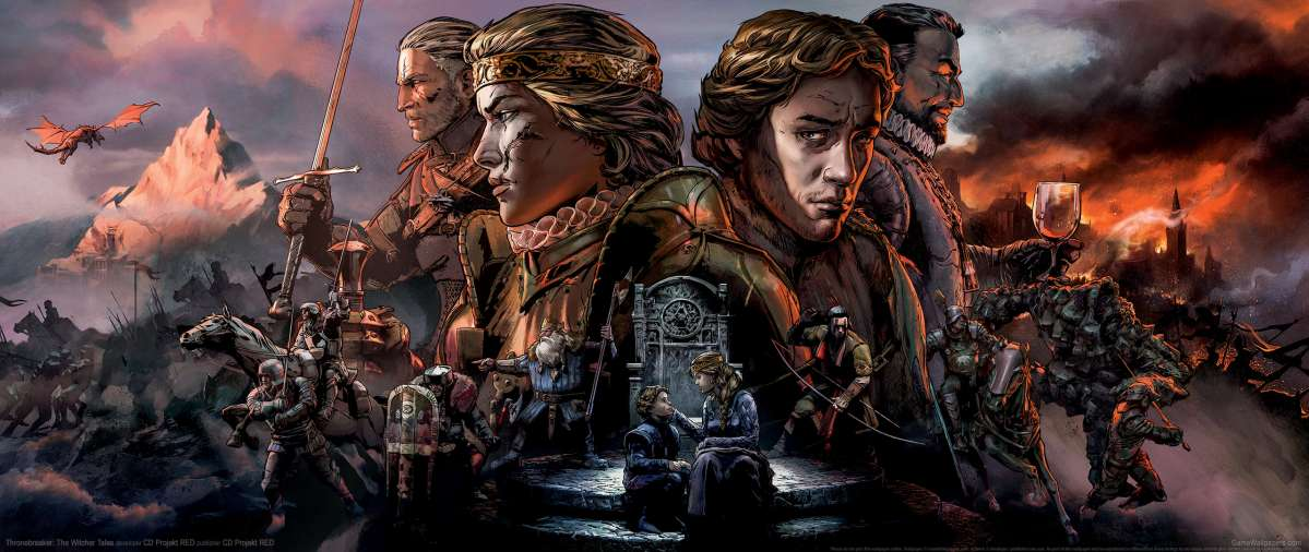 Thronebreaker: The Witcher Tales wallpaper or background
